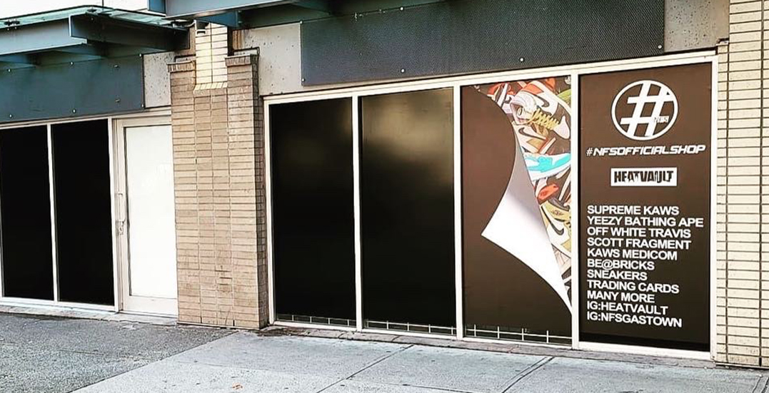 Heat Vault, NFS opening new storefront location in downtown Vancouver