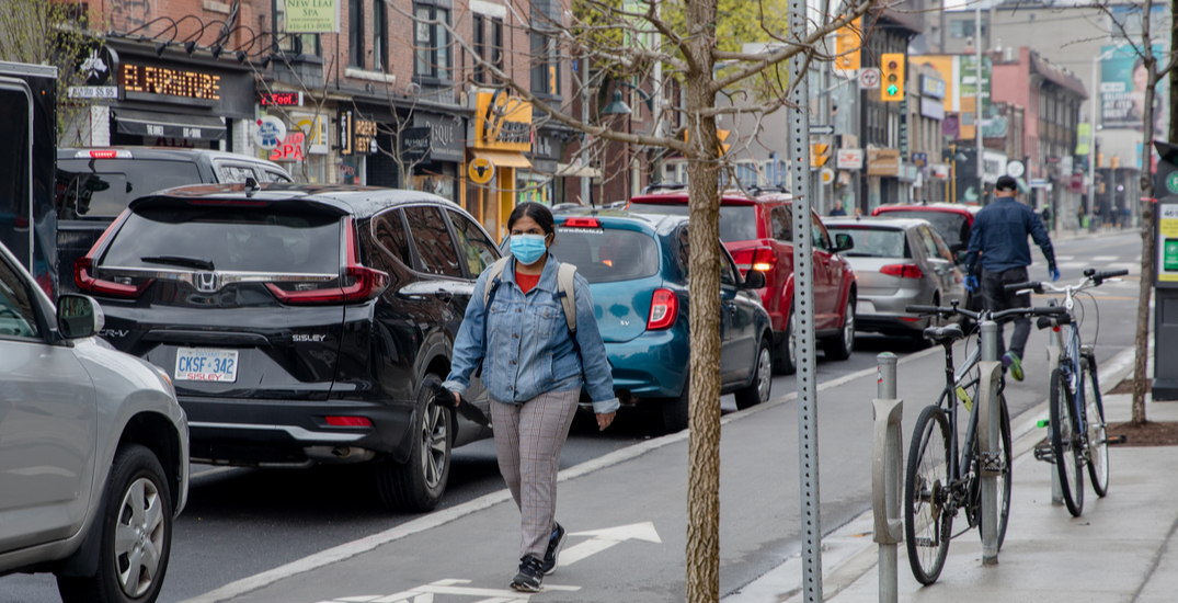 Toronto's mask bylaw has been extended until next year