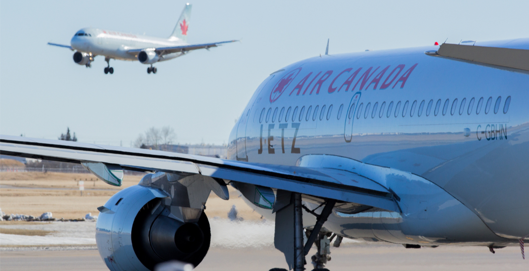 Alberta is now sharing limited information on COVID-19 flight exposures