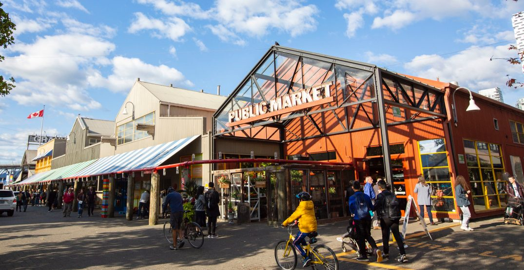 9 places you should see at least once on Granville Island this fall