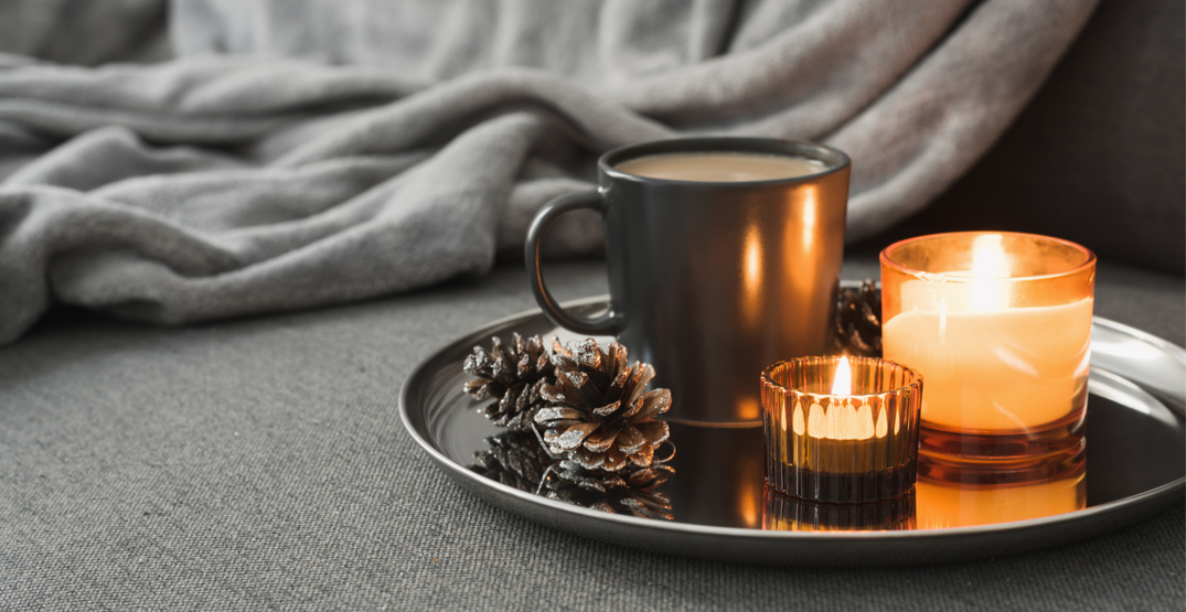 7 cozy Vancouver candles made for sweater weather