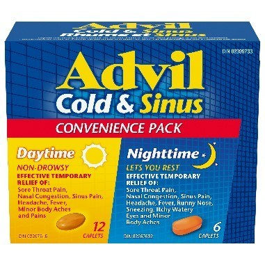 Health Canada Advil