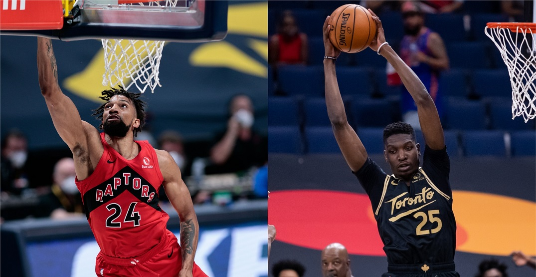 Why the centre position could make or break Raptors' season