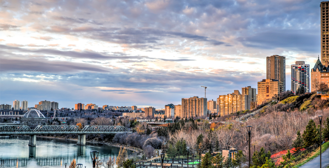 Minus what? Edmonton forecast for October 4 to 10