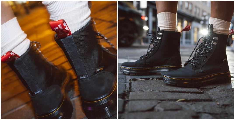 Dr. Martens x Herschel: Herschel drops epic boot and shoe collaboration with Dr. Martens