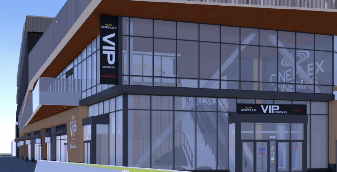 Cineplex to open Alberta's first exclusively VIP theatre in Calgary this fall