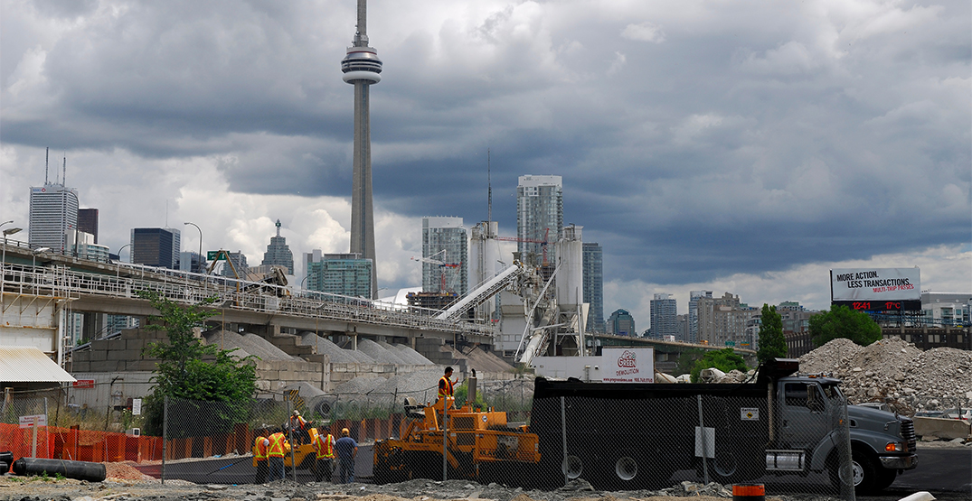 Toronto's 6 am construction noise is coming to a halt this month