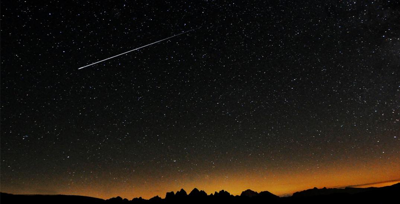 Did you see that? Meteor streaks across Alberta sky