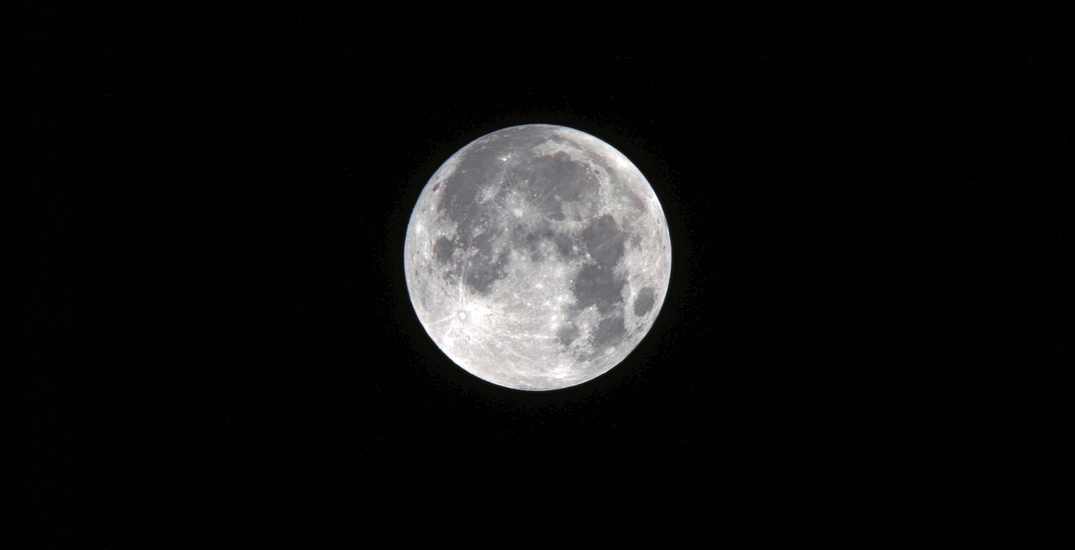 Here's when Americans can spot October's full Hunter's moon