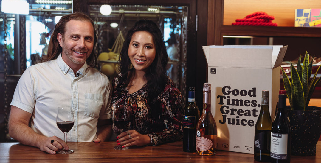 Mijune Pak joins local wine subscription service to teach people about vino