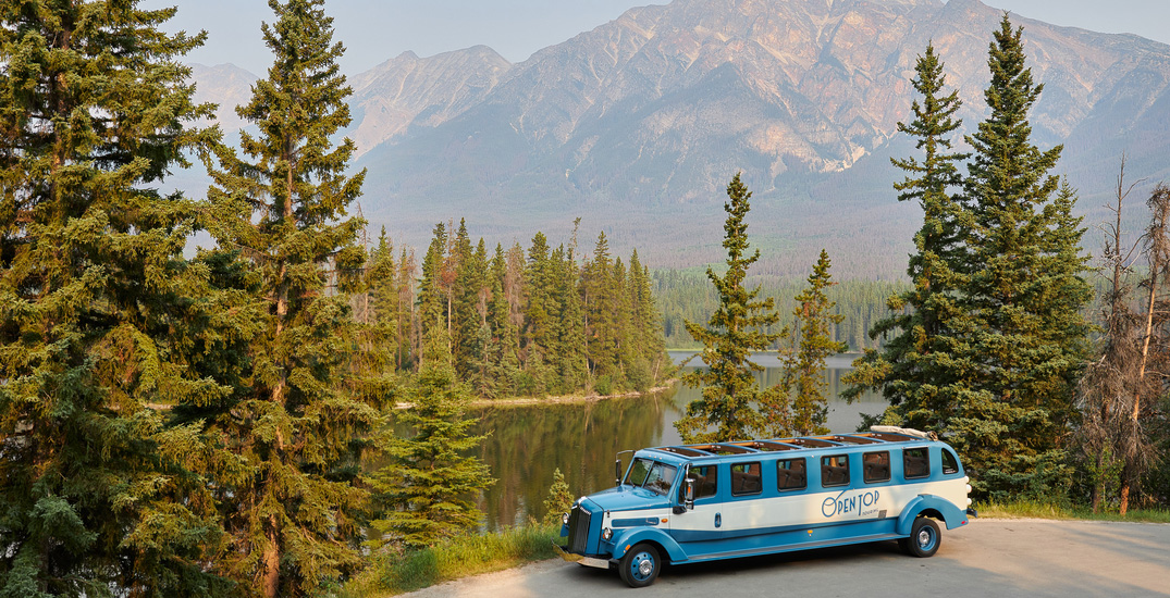 A new way to tour is coming to Jasper National Park next spring (PHOTOS)