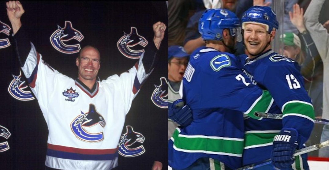 The most expensive player contracts in Canucks history
