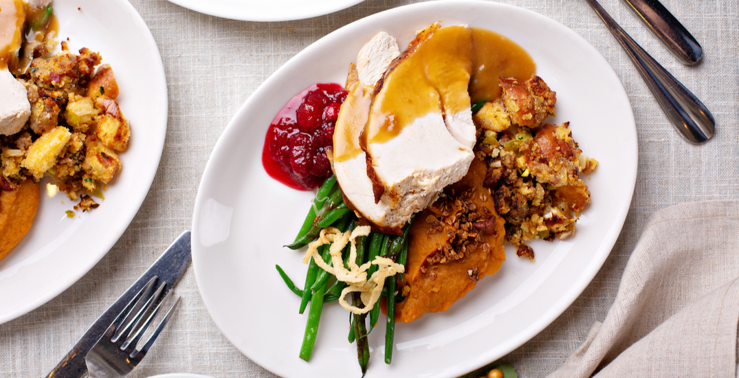 Where to find a takeout Thanksgiving meal in Edmonton