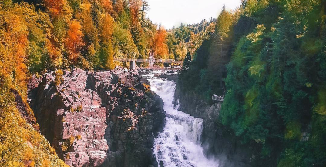 QC bucket list: 9 waterfalls near Montreal perfect for fall day trips