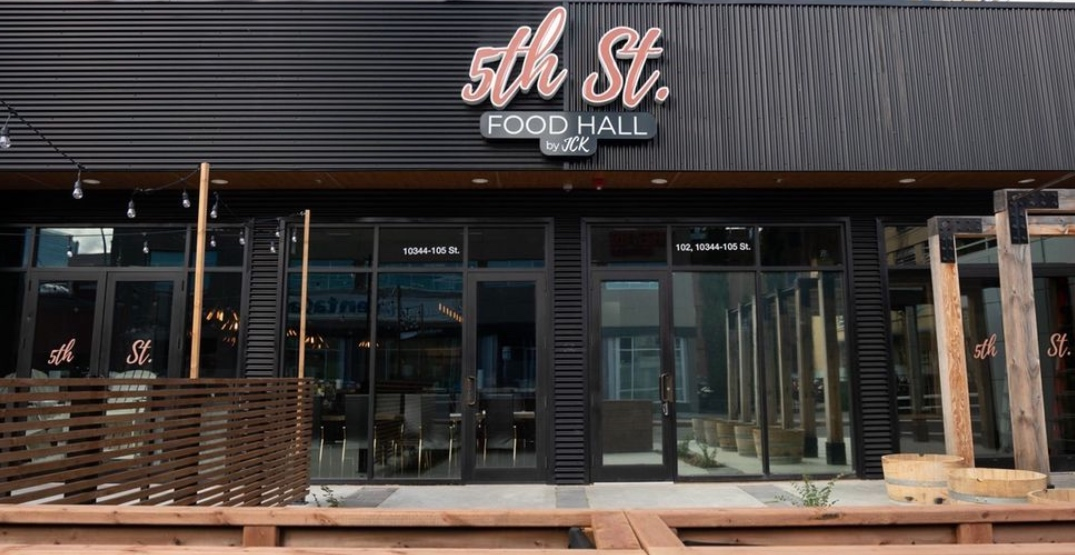 Edmonton's first food hall opens this week