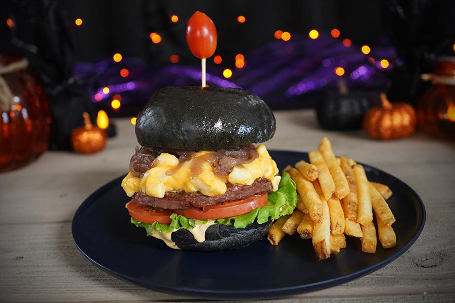 halloween haunt menu