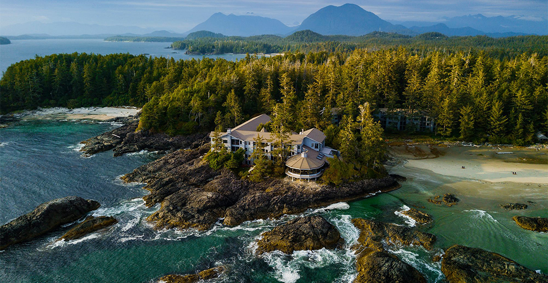 These 10 spectacular resorts are ranked the best in Canada