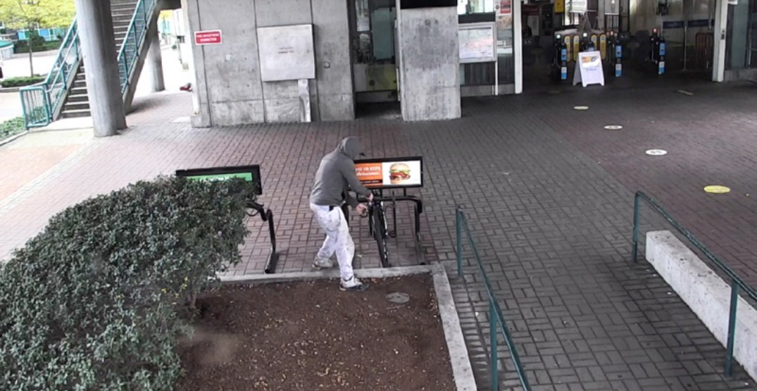 Thief who was fooled twice by the same bait bike gets arrested in Surrey