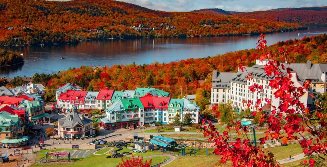 This Quebec hotel was just named one of the best resorts in Canada