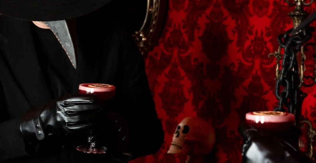 Sip on the creepiest drinks at this Halloween pop up bar in Toronto