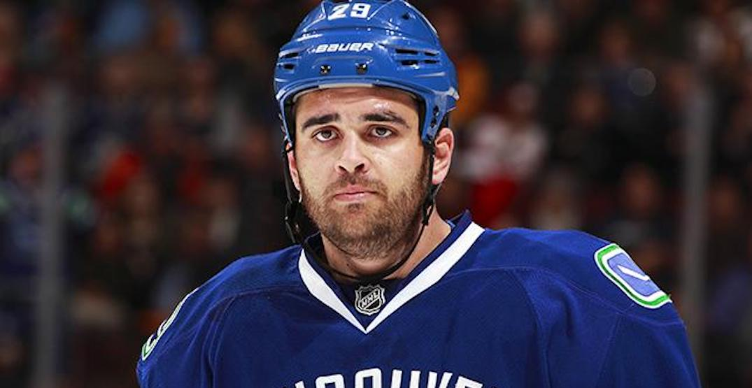 """Ex-Canuck enforcer Sestito says he was given """"insane"""" amount of pain killers, Ambien in NHL"""