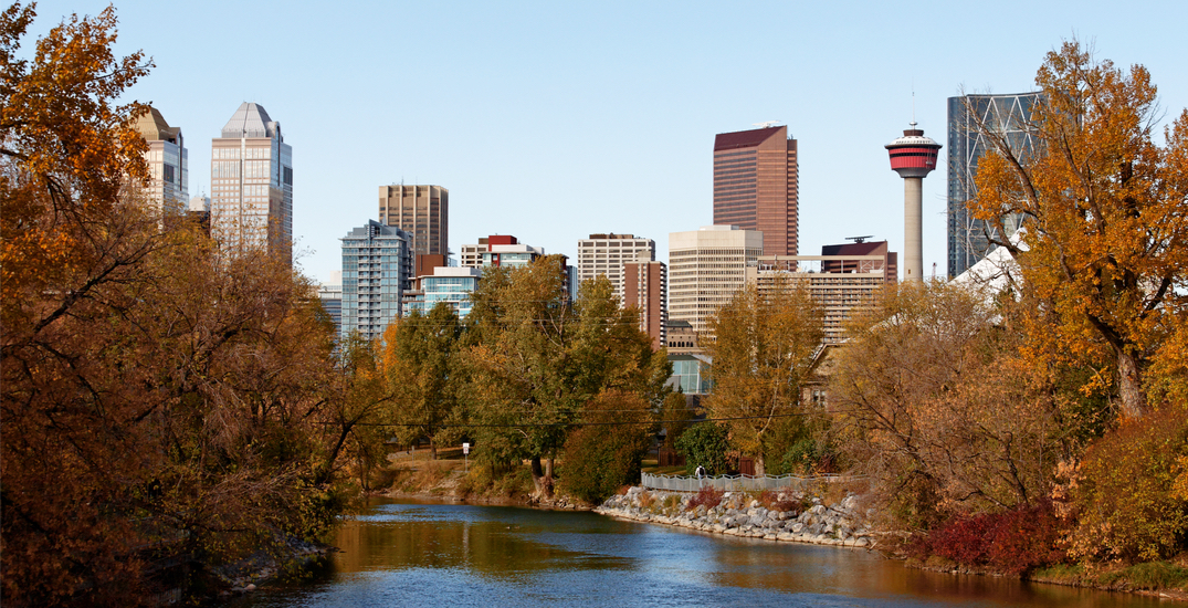 Here's what the weather will be like in Calgary this Thanksgiving weekend