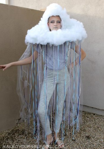 rain halloween costume