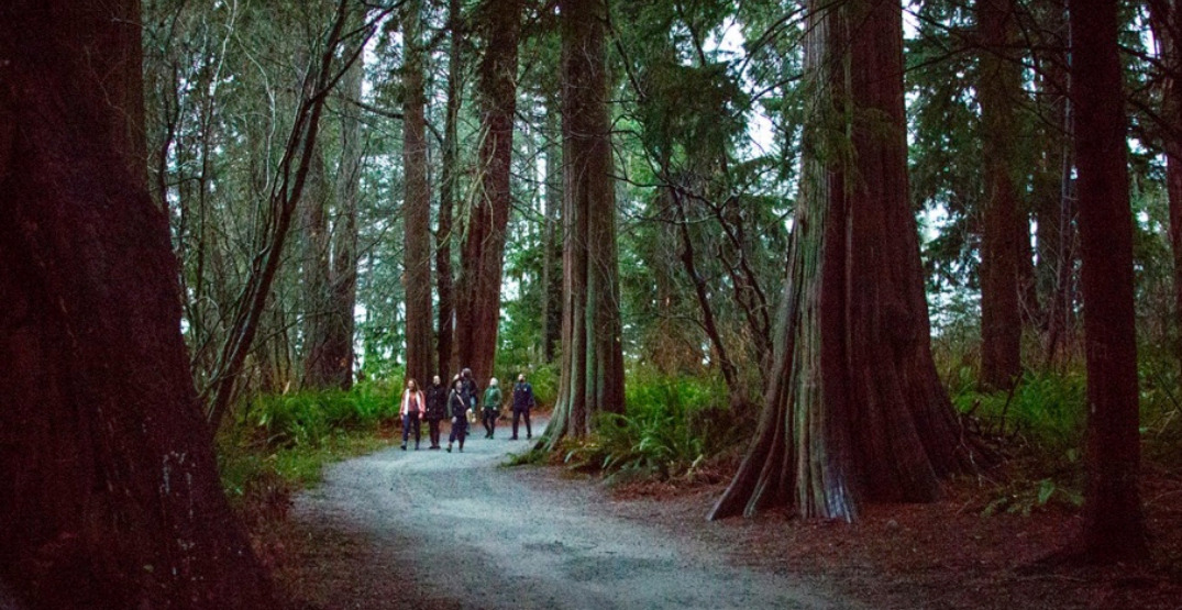 Experience the dark history of Stanley Park with this unique walking tour