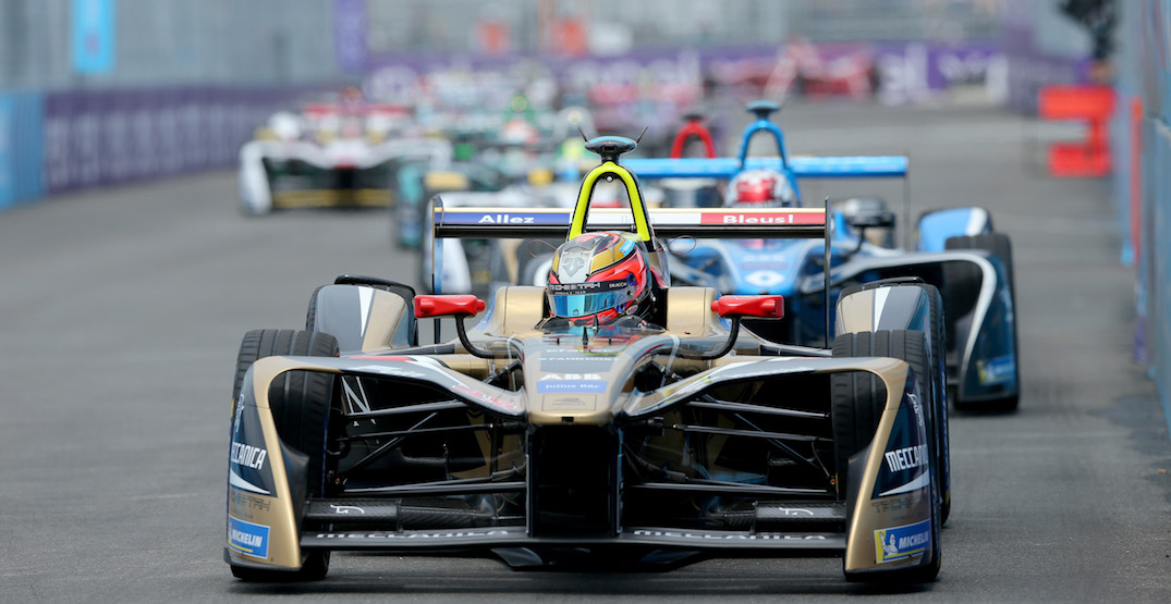 Tickets to Vancouver's new Formula E car race go on sale Friday