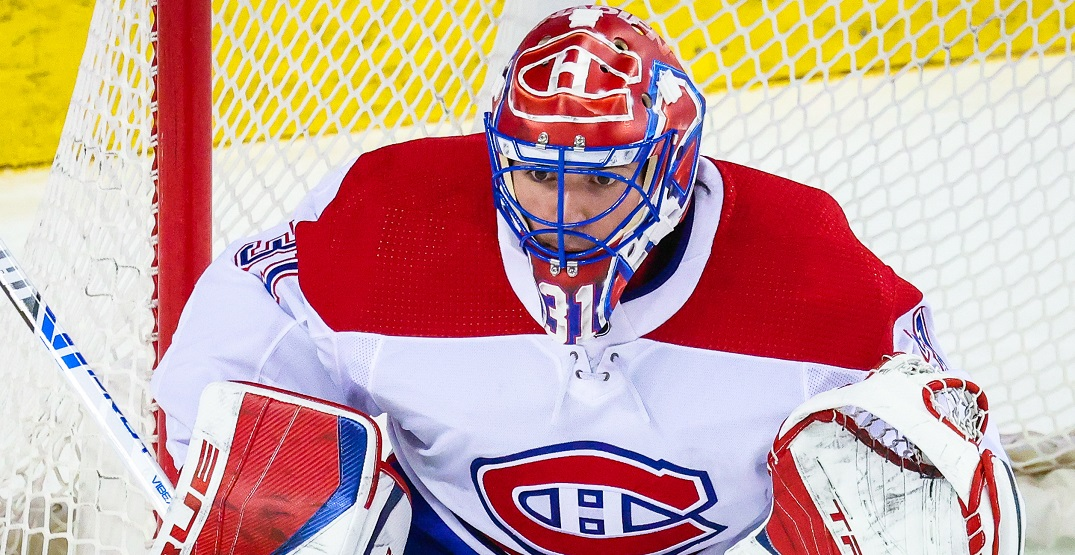 Carey Price takes leave from Canadiens to enter NHL's player assistance program