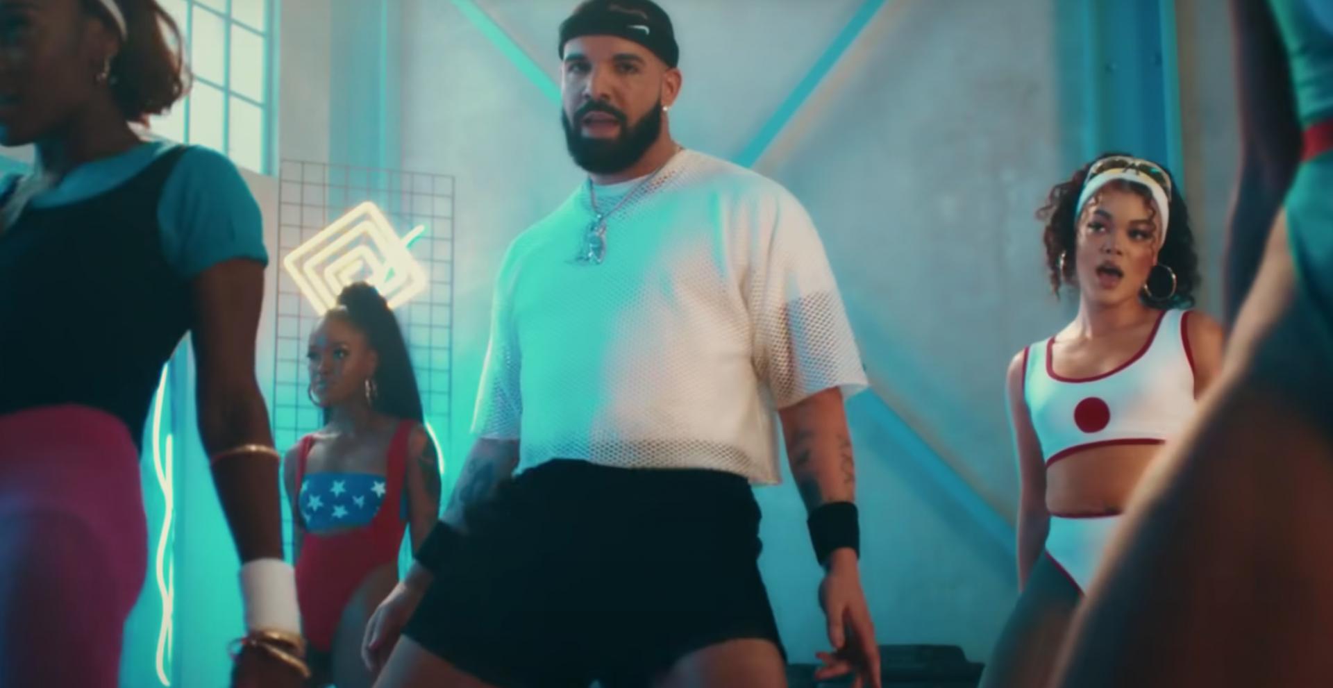 Drake costume