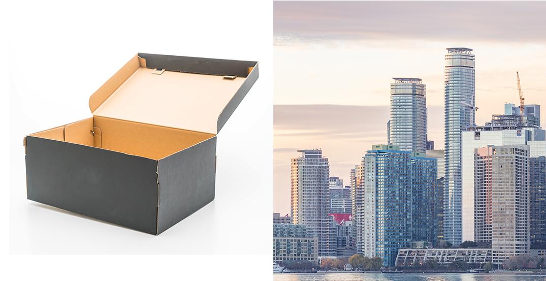 shoebox condo