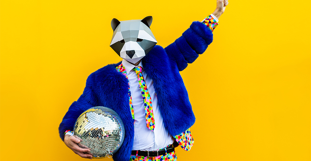 Raccoon? Pandemic hair? Try a Toronto-inspired costume this Halloween