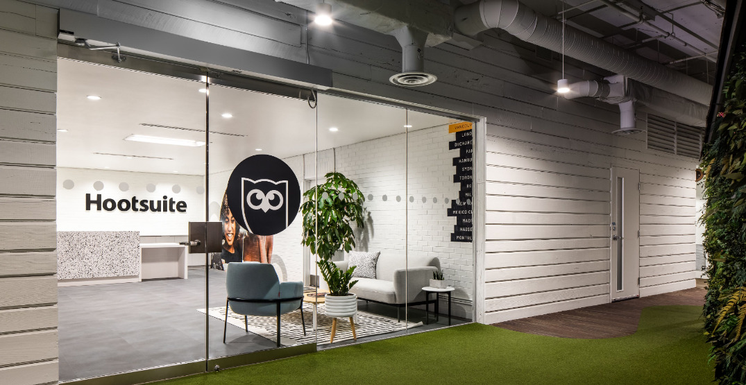 Mental wellness top of mind as Hootsuite unveils redesigned Vancouver office (PHOTOS)