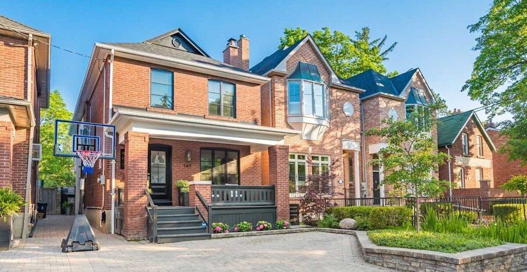 This Toronto home just sold for $626,000 over asking (PHOTOS)