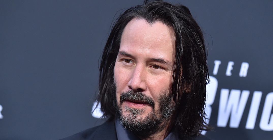 Keanu Reeves to be inducted to Canada's Walk of Fame