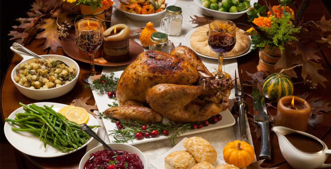 10 places to get Thanksgiving dinner takeout in Calgary