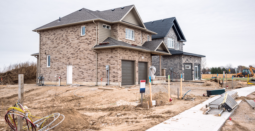 Ontario needs to build 1 million new homes to address supply gap