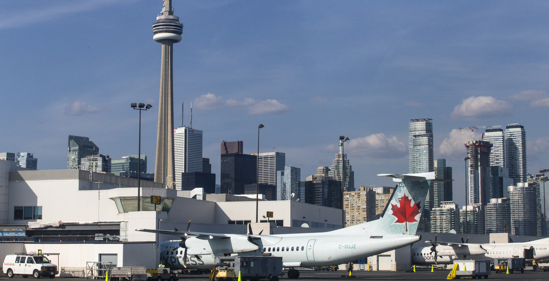 Air Canada launching service between Toronto Island and Ottawa this month