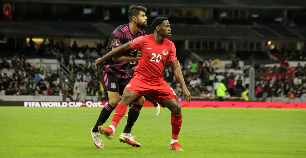 Canada draws in Mexico in crucial 2022 World Cup qualifying match