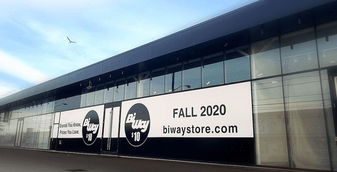 Toronto's BiWay store might get cancelled after years of waiting