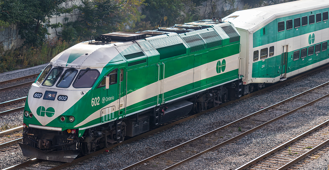 Metrolinx won't check passenger vaccination status on GO or UP trains