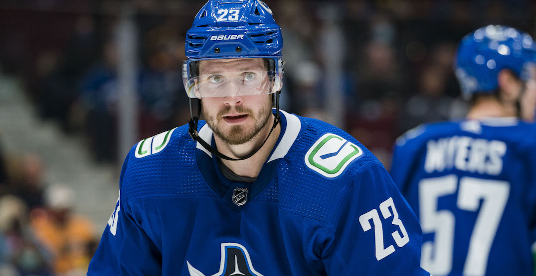 Every major analytics site predicting Canucks to miss playoffs
