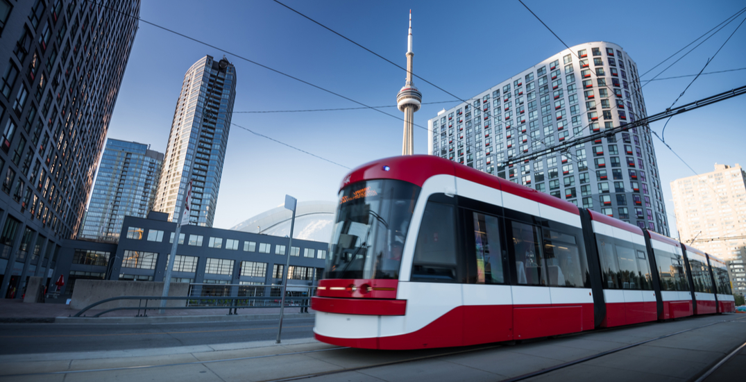 Man allegedly spit on during hate-motivated assault on downtown streetcar