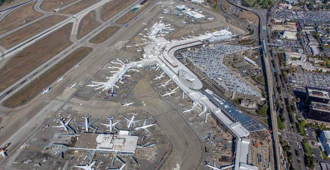 Seattle looking for suitable site to build second major international airport