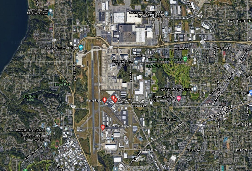 Paine Field-Snohomish County Airport