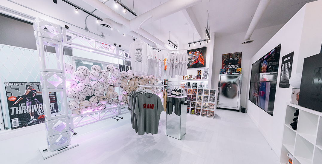 Slam Canada's first-ever pop-up to reopen in Vancouver on Sunday