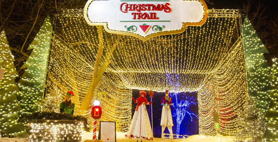 The Canadian Tire Christmas Trail returns next month
