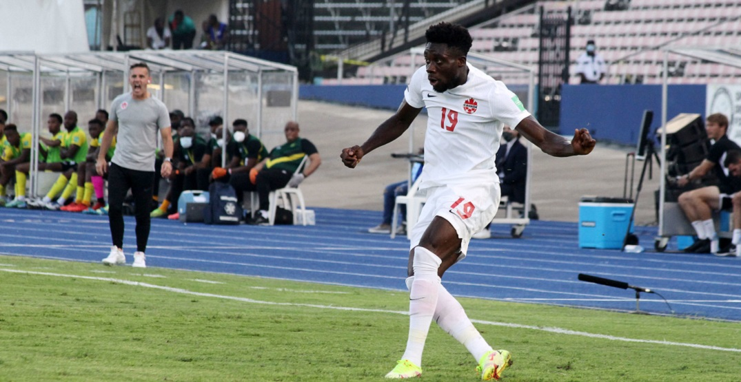 Canada unbeaten through five games in last round of 2022 World Cup Qualifying