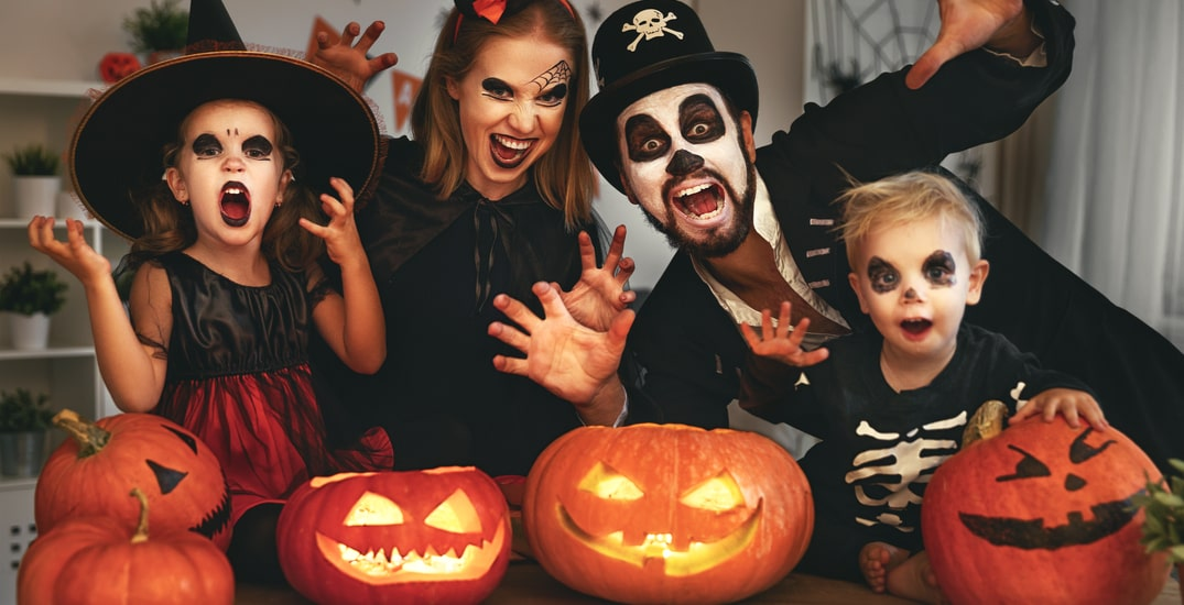 13 family-friendly Halloween events to check out in Vancouver